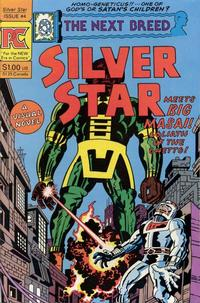 Cover Thumbnail for Silver Star (Pacific Comics, 1983 series) #4