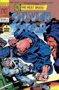 Cover Thumbnail for Silver Star (Pacific Comics, 1983 series) #5