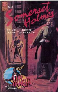 Cover Thumbnail for Somerset Holmes (Pacific Comics, 1983 series) #1