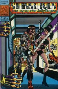 Cover Thumbnail for Starslayer (Pacific Comics, 1982 series) #3