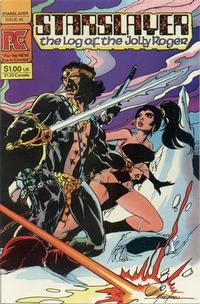 Cover Thumbnail for Starslayer (Pacific Comics, 1982 series) #5