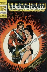 Cover Thumbnail for Starslayer (Pacific Comics, 1982 series) #6