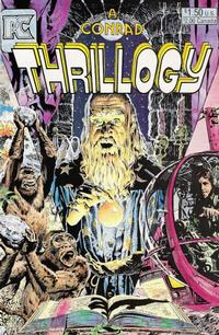 Cover Thumbnail for Thrillogy (Pacific Comics, 1984 series) #1