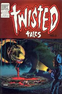 Cover Thumbnail for Twisted Tales (Pacific Comics, 1982 series) #3