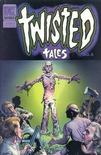 Cover Thumbnail for Twisted Tales (Pacific Comics, 1982 series) #5