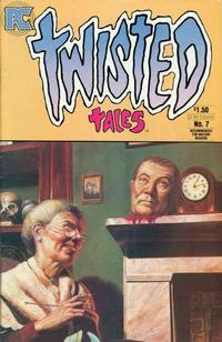 Cover Thumbnail for Twisted Tales (Pacific Comics, 1982 series) #7