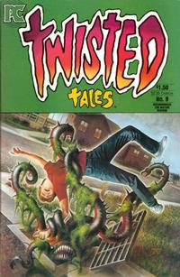 Cover Thumbnail for Twisted Tales (Pacific Comics, 1982 series) #8