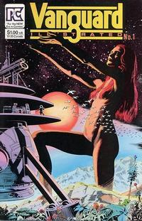 Cover Thumbnail for Vanguard Illustrated (Pacific Comics, 1983 series) #1