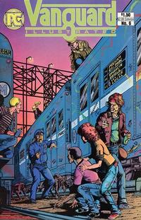 Cover Thumbnail for Vanguard Illustrated (Pacific Comics, 1983 series) #6