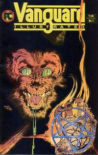 Cover Thumbnail for Vanguard Illustrated (Pacific Comics, 1983 series) #7