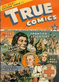Cover Thumbnail for True Comics (Parents' Magazine Press, 1941 series) #2