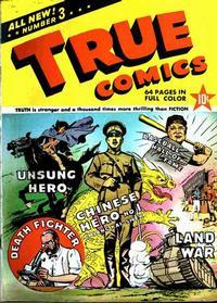 Cover Thumbnail for True Comics (Parents' Magazine Press, 1941 series) #3