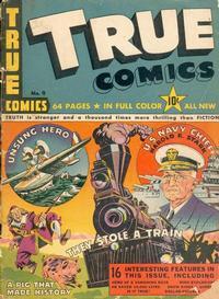 Cover Thumbnail for True Comics (Parents' Magazine Press, 1941 series) #9