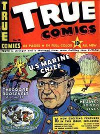 Cover Thumbnail for True Comics (Parents' Magazine Press, 1941 series) #10