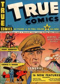 Cover Thumbnail for True Comics (Parents' Magazine Press, 1941 series) #11