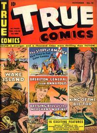 Cover Thumbnail for True Comics (Parents' Magazine Press, 1941 series) #18