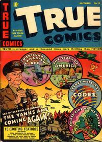 Cover Thumbnail for True Comics (Parents' Magazine Press, 1941 series) #19