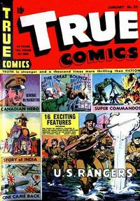 Cover Thumbnail for True Comics (Parents' Magazine Press, 1941 series) #20