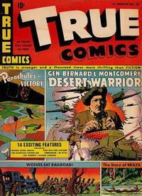 Cover Thumbnail for True Comics (Parents' Magazine Press, 1941 series) #22