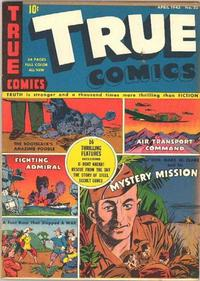 Cover Thumbnail for True Comics (Parents' Magazine Press, 1941 series) #23