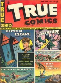 Cover Thumbnail for True Comics (Parents' Magazine Press, 1941 series) #24