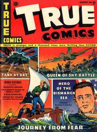 Cover for True Comics (Parents' Magazine Press, 1941 series) #26