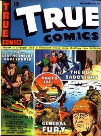 Cover Thumbnail for True Comics (Parents' Magazine Press, 1941 series) #27
