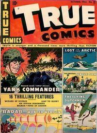Cover Thumbnail for True Comics (Parents' Magazine Press, 1941 series) #28