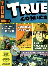 Cover Thumbnail for True Comics (Parents' Magazine Press, 1941 series) #29