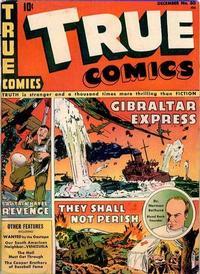 Cover Thumbnail for True Comics (Parents' Magazine Press, 1941 series) #30