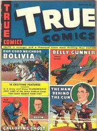 Cover Thumbnail for True Comics (Parents' Magazine Press, 1941 series) #31