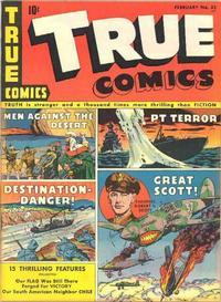 Cover Thumbnail for True Comics (Parents' Magazine Press, 1941 series) #32
