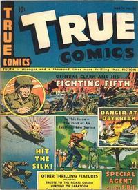 Cover Thumbnail for True Comics (Parents' Magazine Press, 1941 series) #33