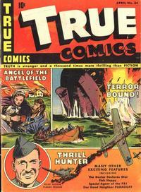 Cover Thumbnail for True Comics (Parents' Magazine Press, 1941 series) #34