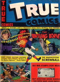 Cover Thumbnail for True Comics (Parents' Magazine Press, 1941 series) #37