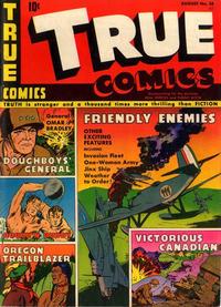 Cover Thumbnail for True Comics (Parents' Magazine Press, 1941 series) #38