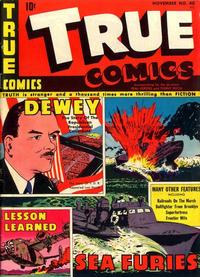 Cover Thumbnail for True Comics (Parents' Magazine Press, 1941 series) #40