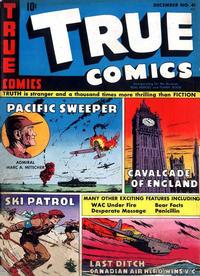 Cover Thumbnail for True Comics (Parents' Magazine Press, 1941 series) #41