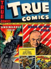 Cover Thumbnail for True Comics (Parents' Magazine Press, 1941 series) #43