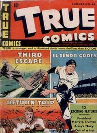 Cover Thumbnail for True Comics (Parents' Magazine Press, 1941 series) #44