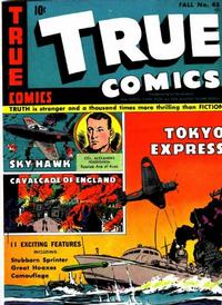 Cover Thumbnail for True Comics (Parents' Magazine Press, 1941 series) #45