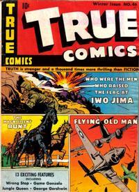 Cover Thumbnail for True Comics (Parents' Magazine Press, 1941 series) #46
