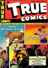 Cover Thumbnail for True Comics (Parents' Magazine Press, 1941 series) #48