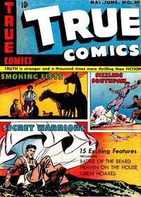 Cover Thumbnail for True Comics (Parents' Magazine Press, 1941 series) #49