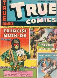 Cover Thumbnail for True Comics (Parents' Magazine Press, 1941 series) #51