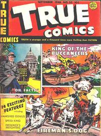 Cover Thumbnail for True Comics (Parents' Magazine Press, 1941 series) #52
