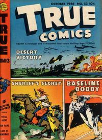Cover Thumbnail for True Comics (Parents' Magazine Press, 1941 series) #53