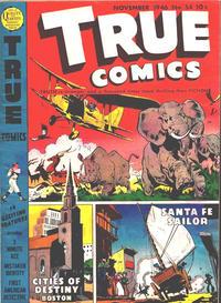Cover Thumbnail for True Comics (Parents' Magazine Press, 1941 series) #54