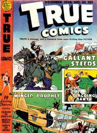 Cover Thumbnail for True Comics (Parents' Magazine Press, 1941 series) #55