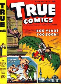 Cover Thumbnail for True Comics (Parents' Magazine Press, 1941 series) #58